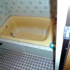 F邸リフォーム 浴室施工事例