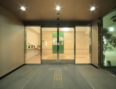 病院の改装工事