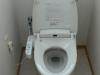 1階・2階とも節水型のトイレに交換しました