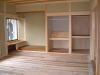 施工中 和室